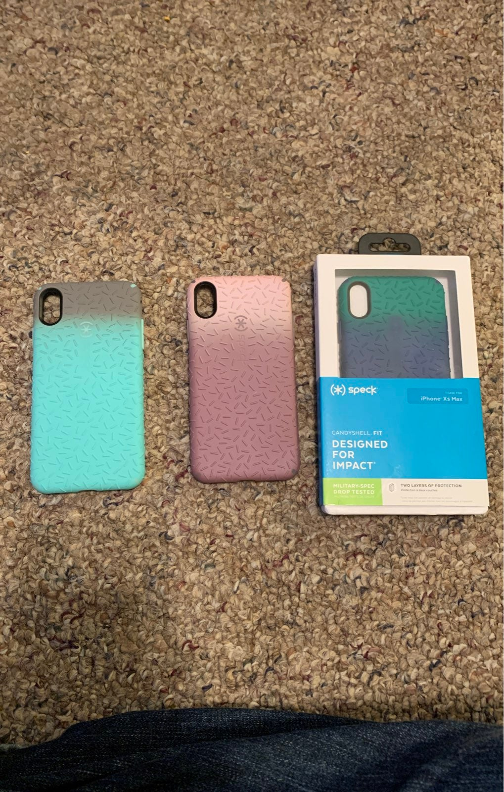iPhone XS Max Speck Cases