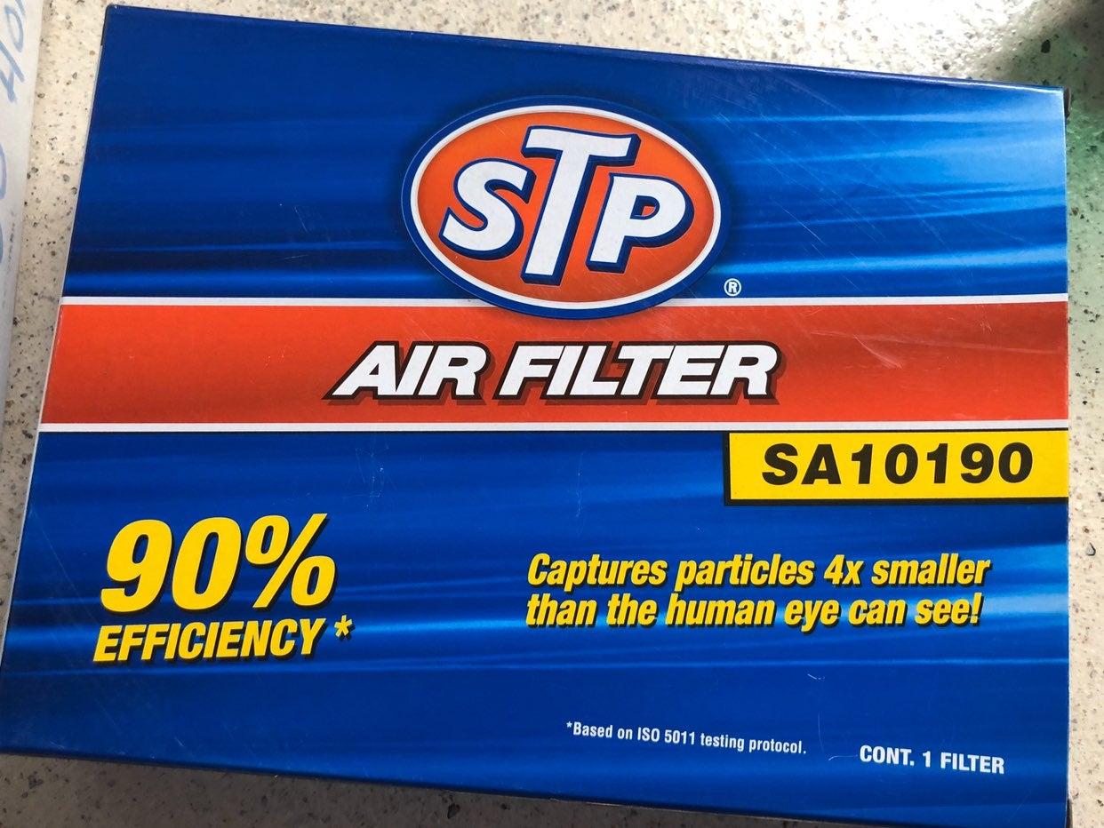 STP Airfilter