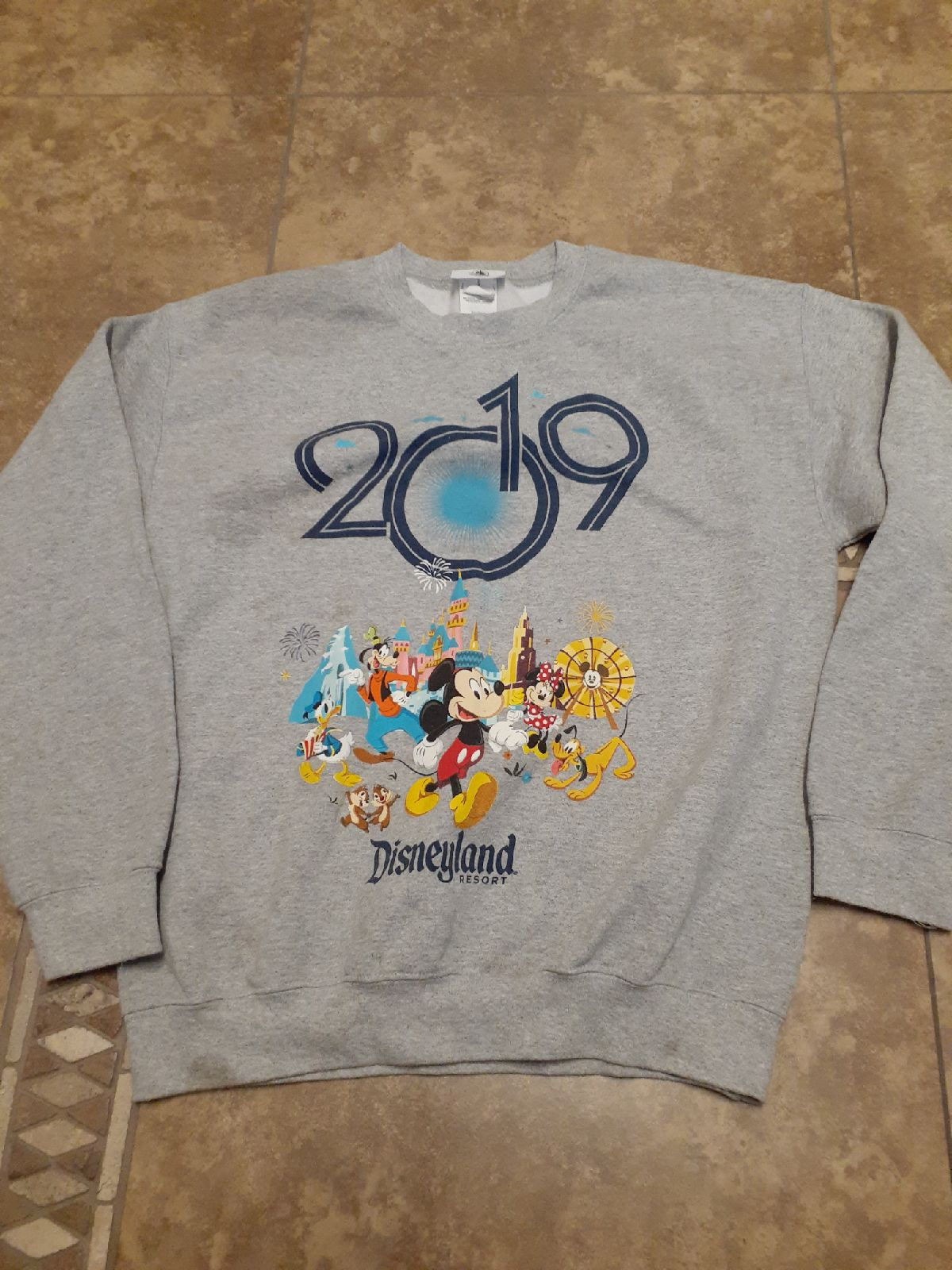 Disney Pullover Womens M