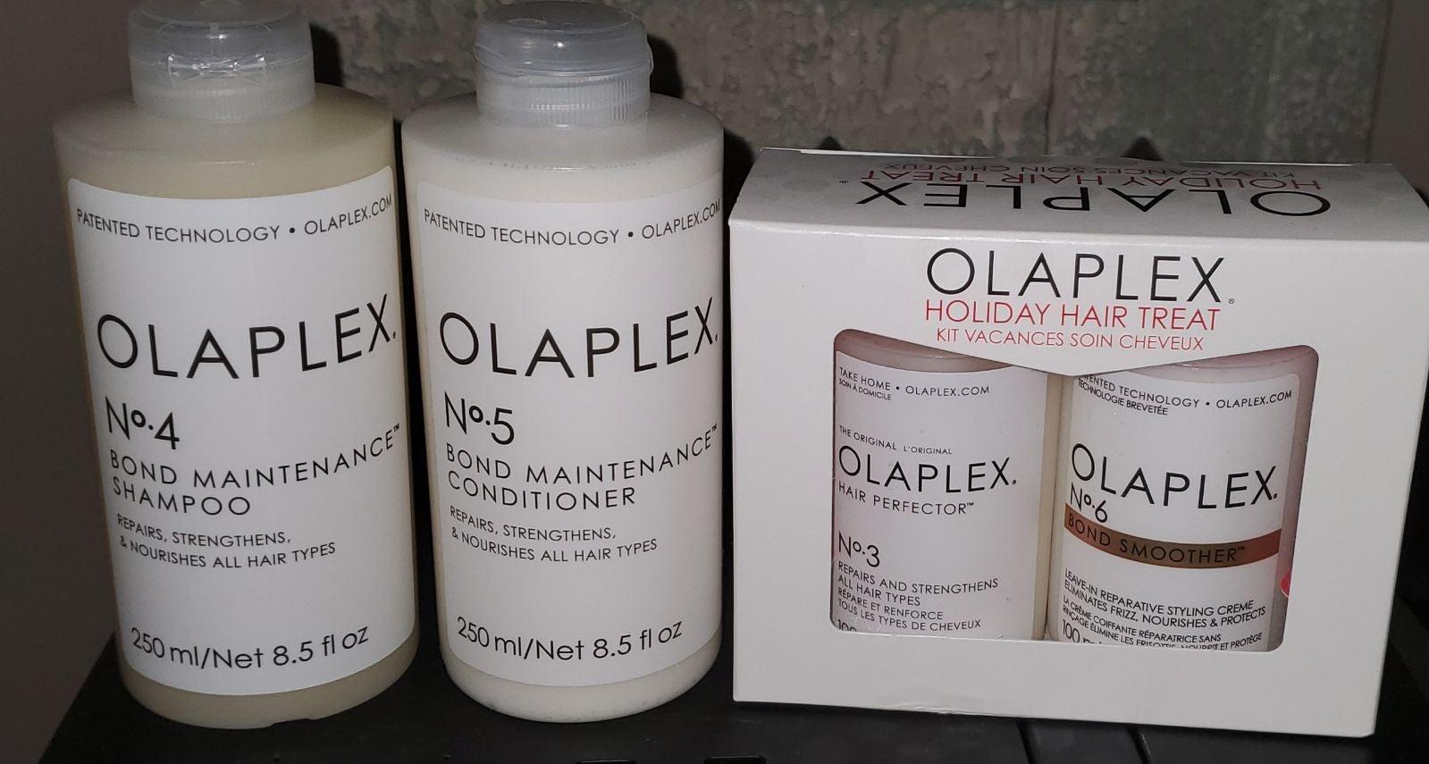 Olaplex‼️Set of FOUR: 3, 4, 5 & 6 SEALED