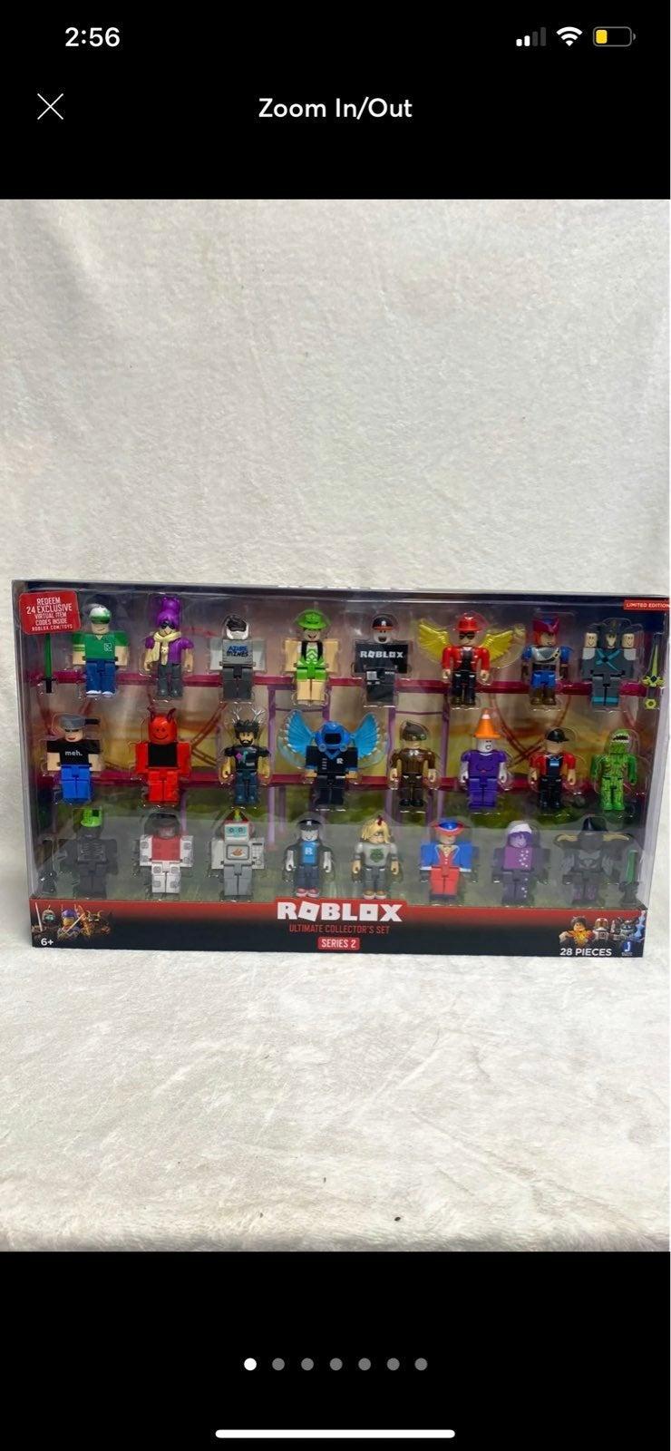 Roblox ultimate collectors set Limited E