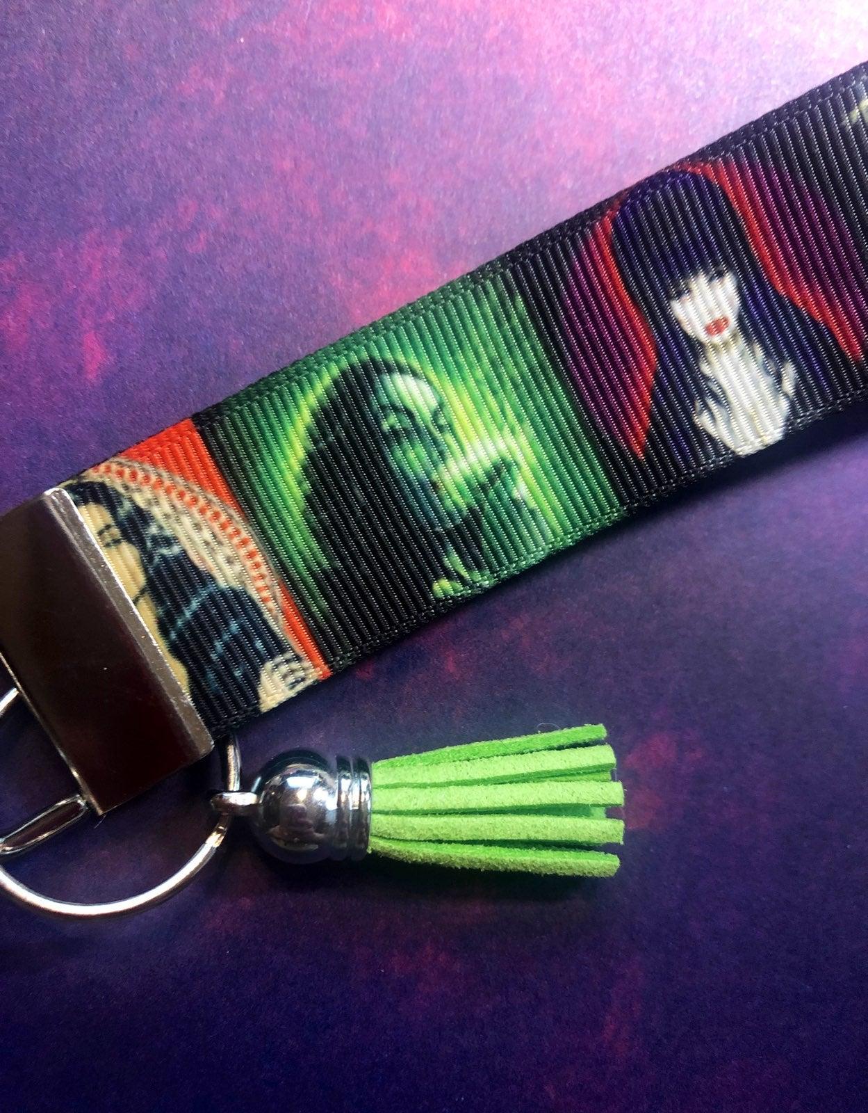 Ladies of Darkness Key Ring Fob Keychain