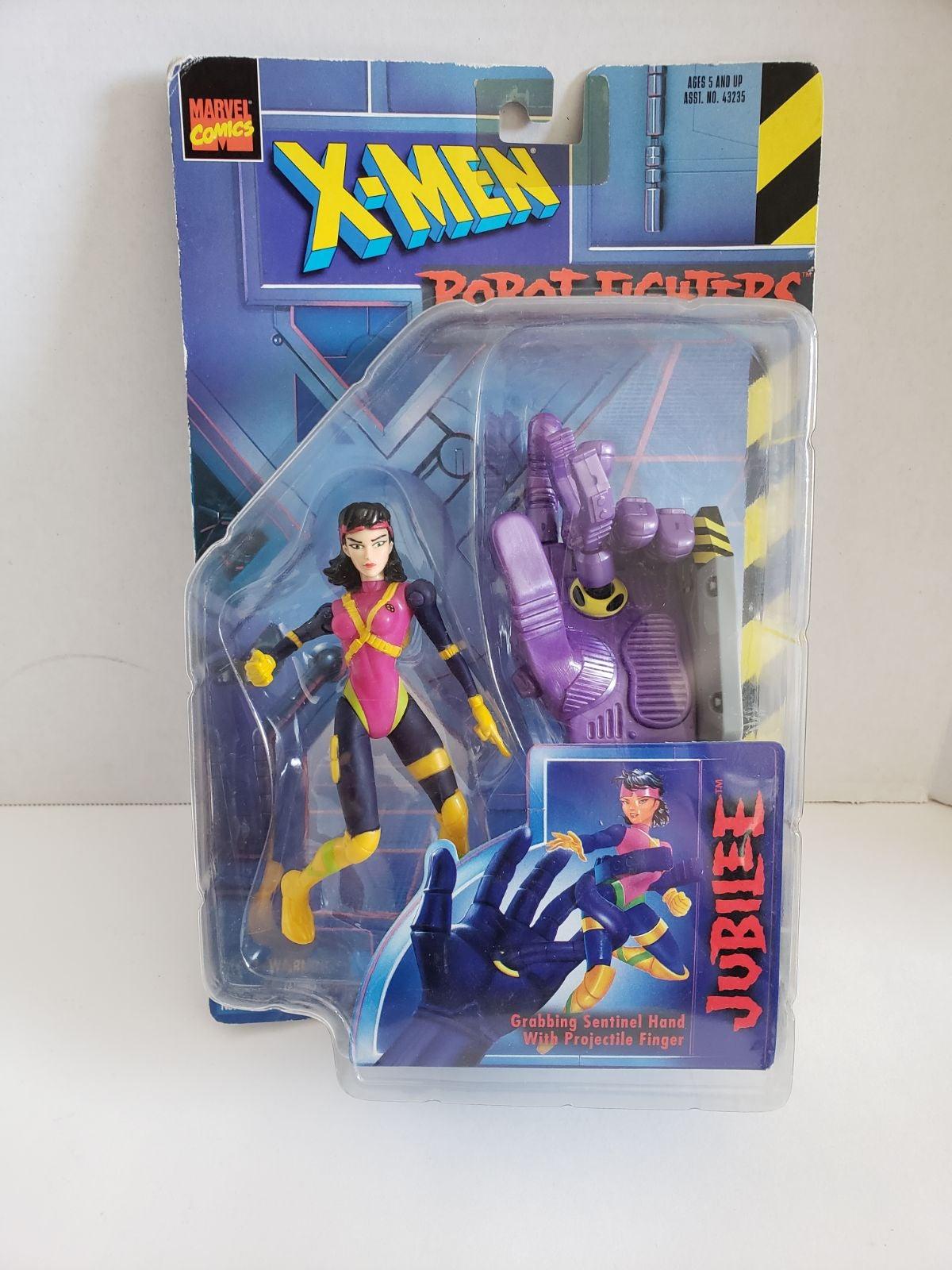 X-men Action Figure - Jubilee