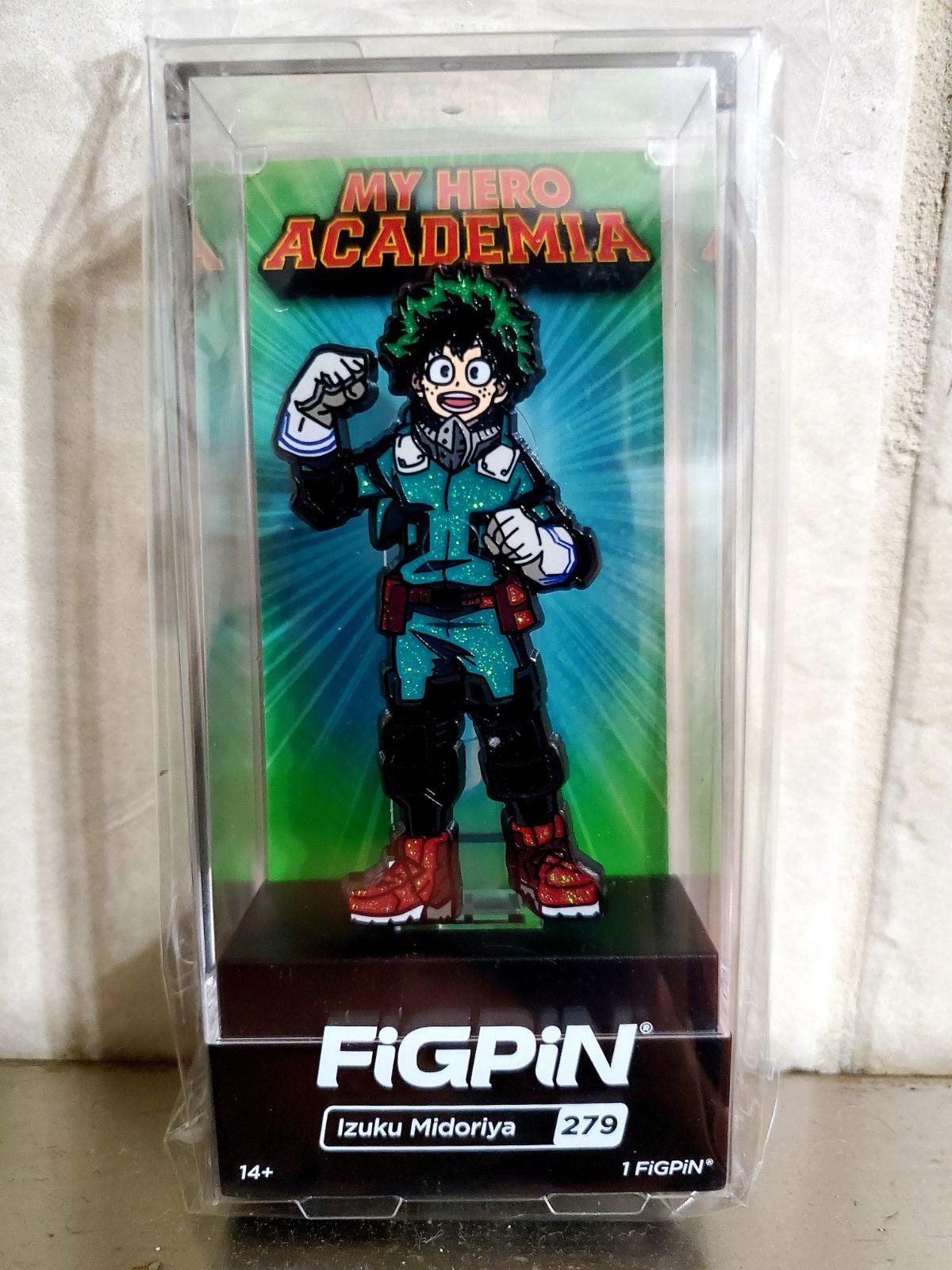 FigPin My Hero Academia Izuku Midoriya