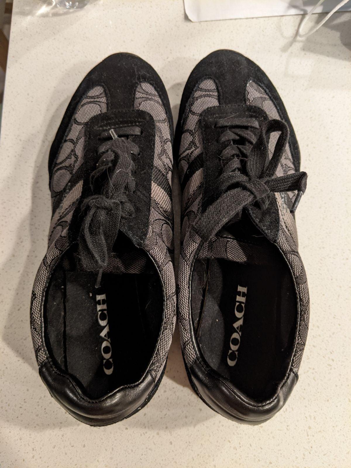 Coach Kelson tennis shoes 9