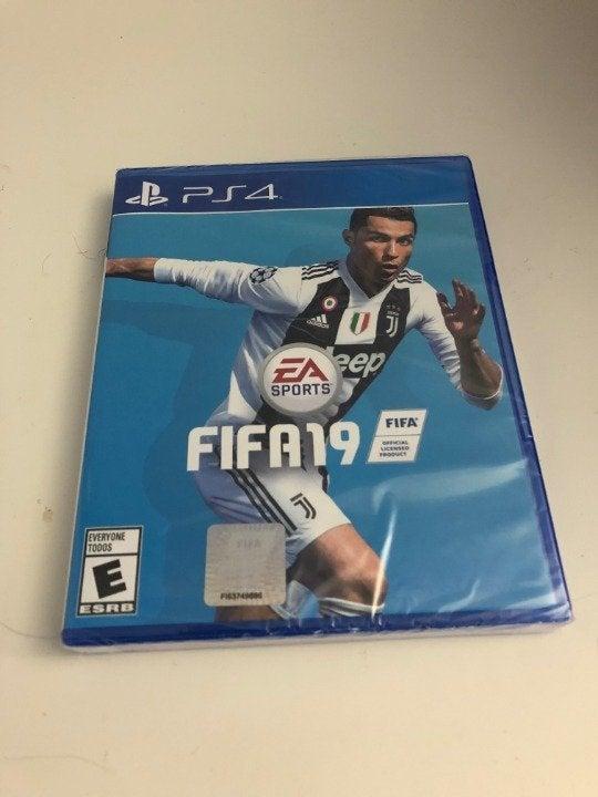 FIFA 19 Playstation 4 PS4 New Sealed
