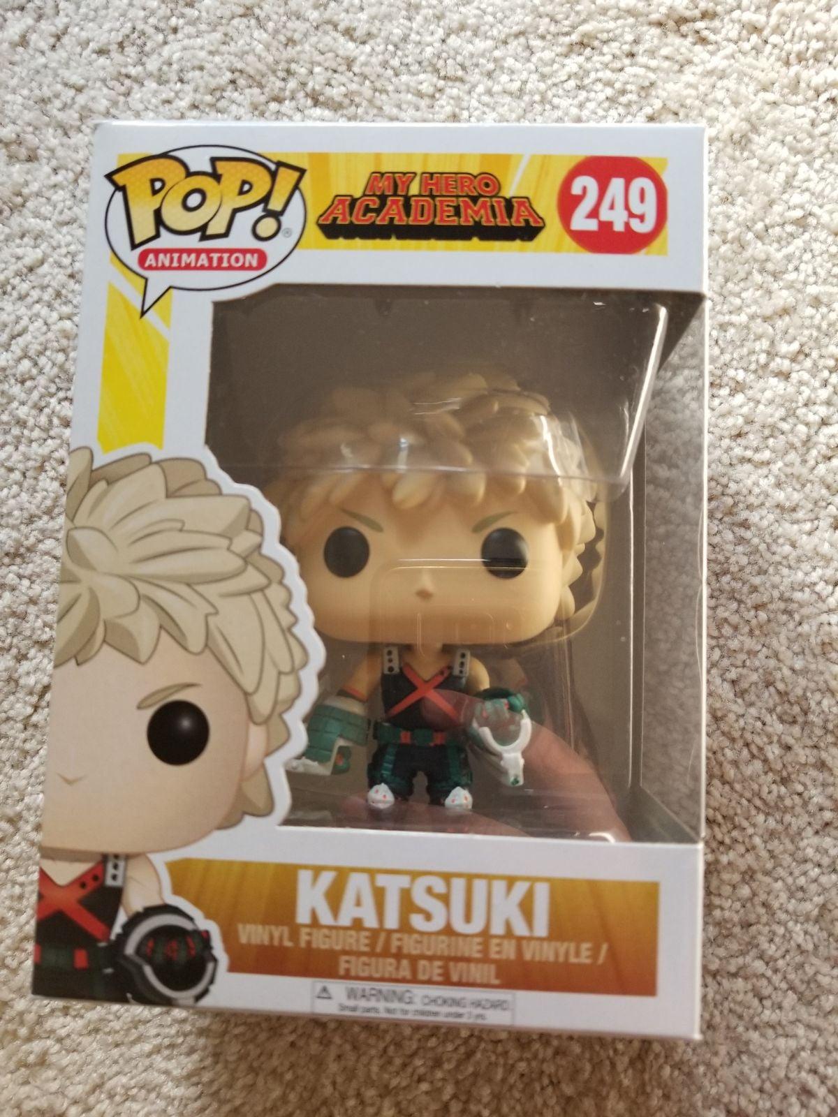 Katsuki Funko Pop #249