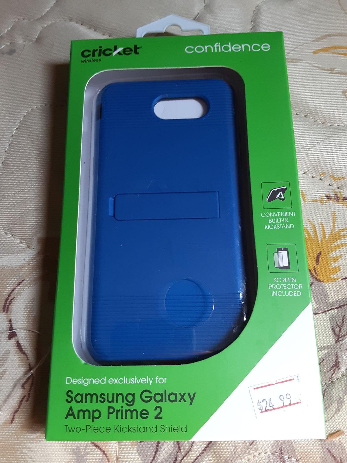 Samsung Galaxy amp prime 2 phone case