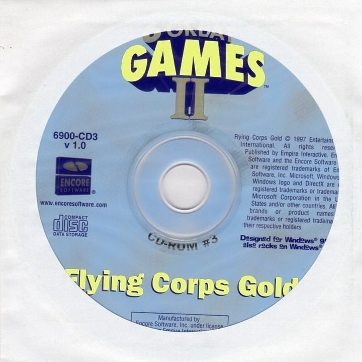 Flying Corps Gold (PC-CD, 1997)