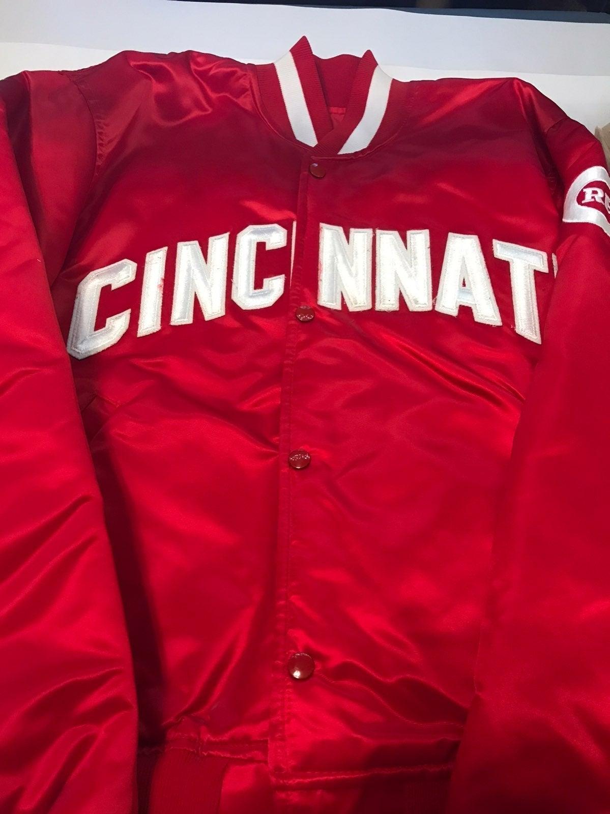 Vintage Cincinnati Reds Starter jacket