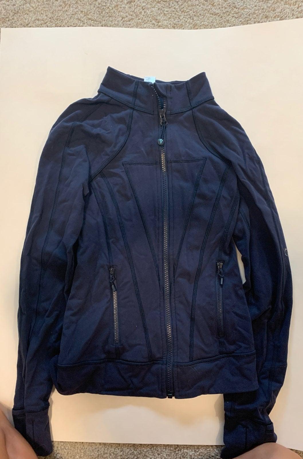 navy blue ivviva jacket