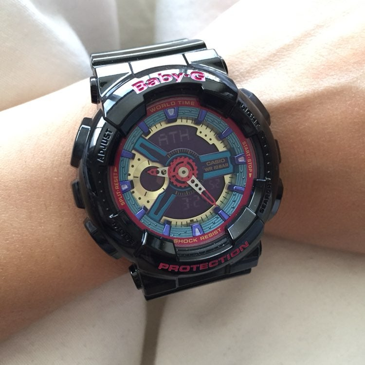 Baby-G  Protection G-Shock Watch
