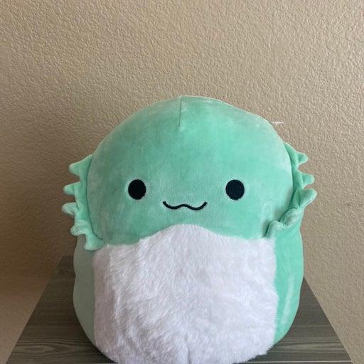"Squishmallows Abe bearded Dragon 11"""