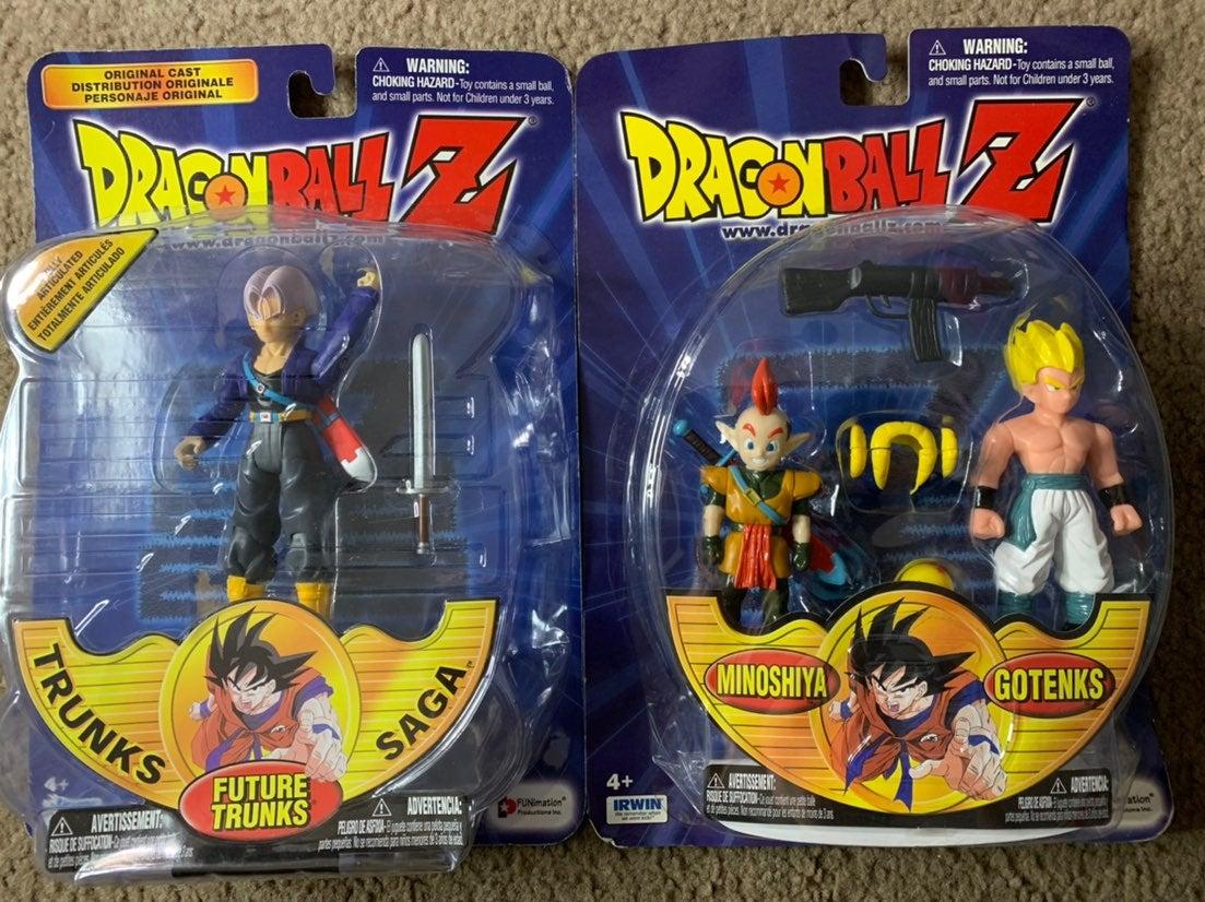 Dragonball Z Figure Bundle