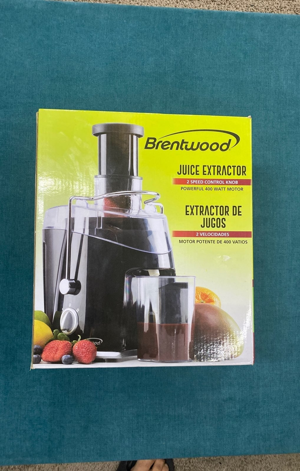 Brentwood Juice Extractor