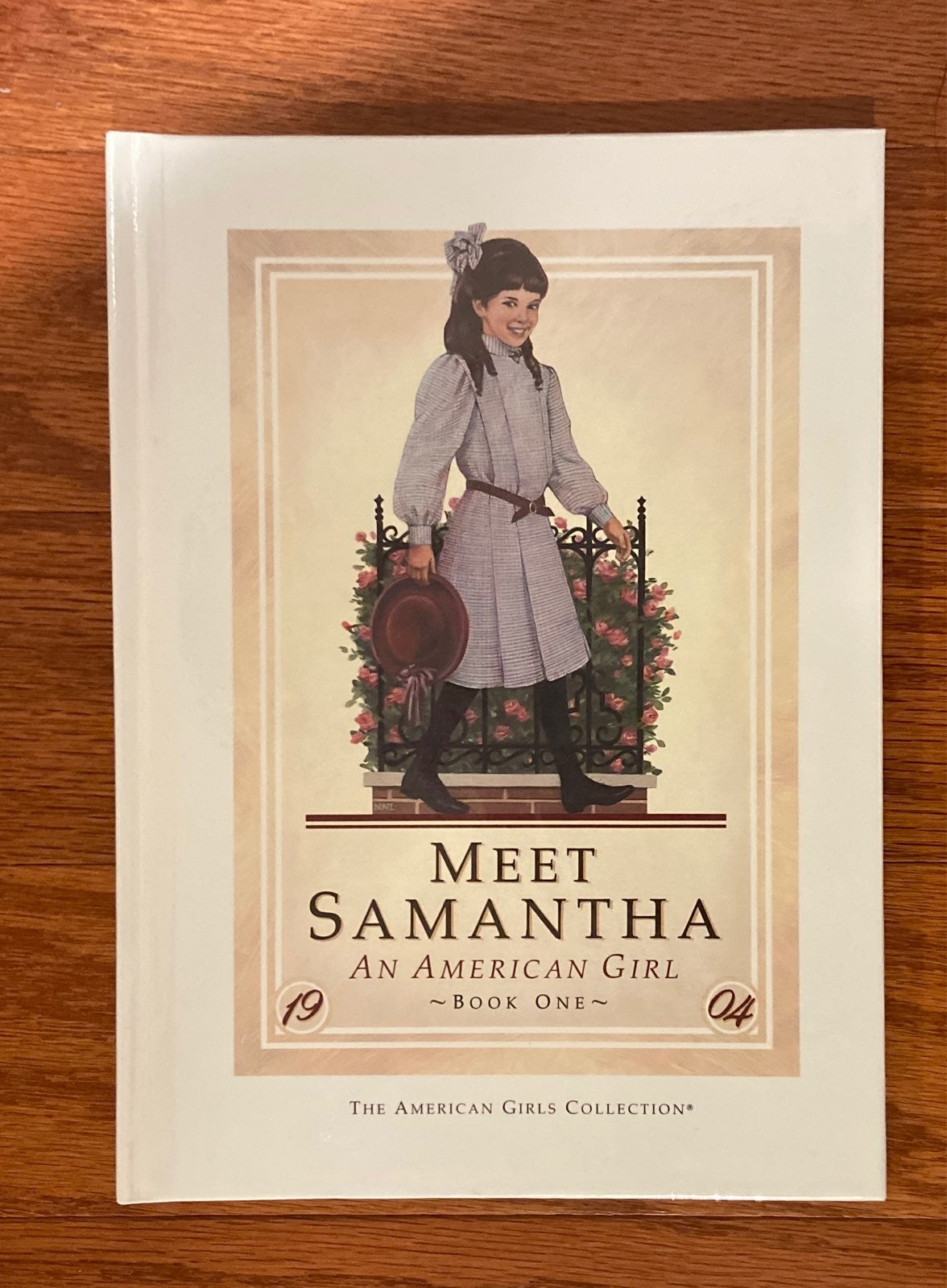 American Girl - Meet Samantha - Book One