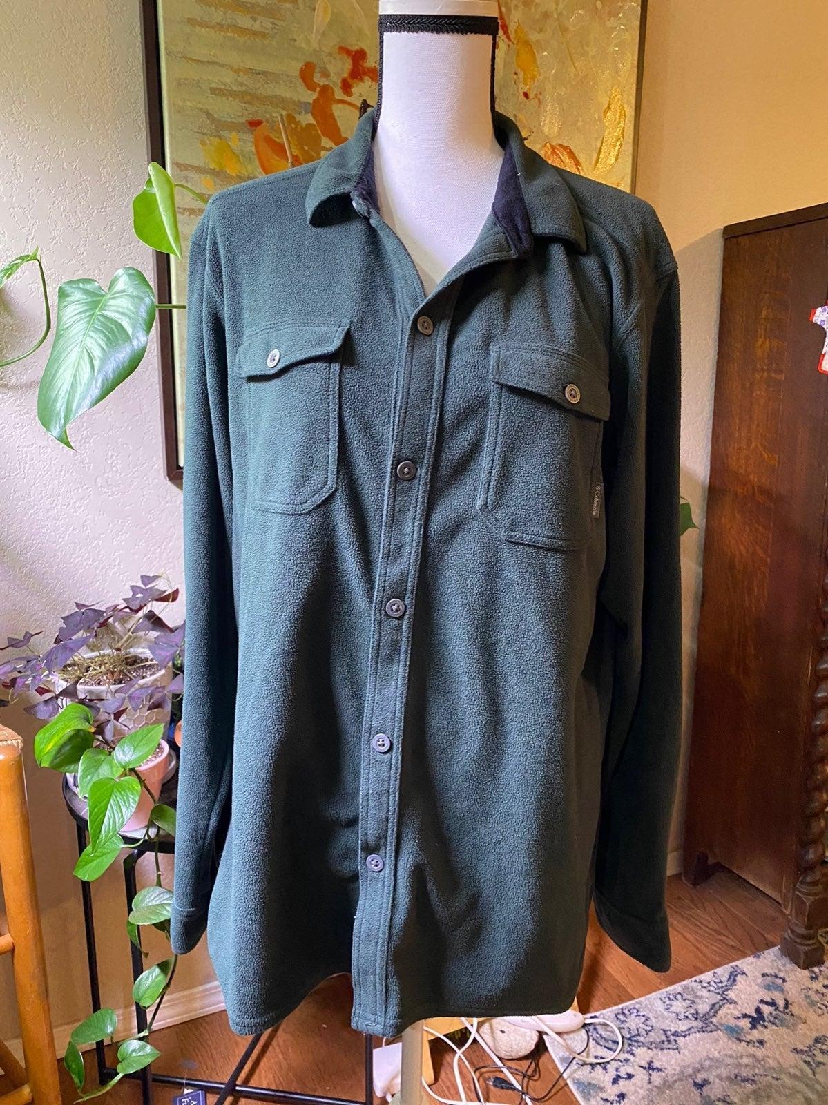 Bundle columbia long sleeve shirts
