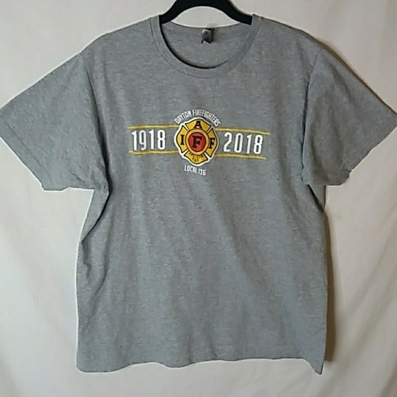 Dayton Firefighters Local 136 100 Years
