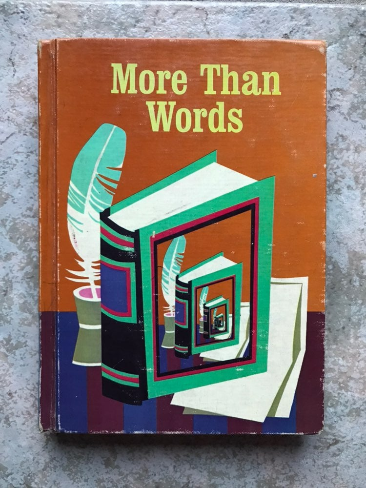 Reading Text Book - More Than Words