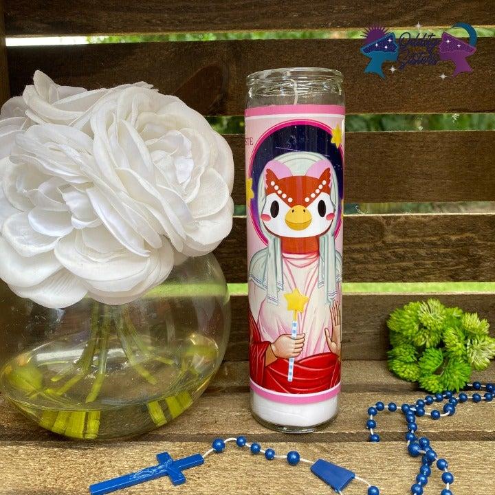 Saint Celeste Prayer Candle