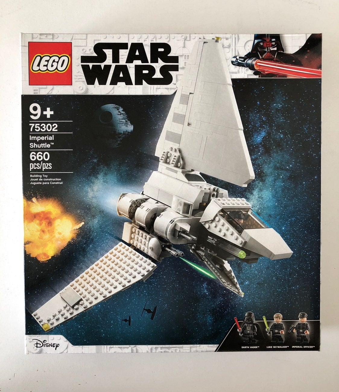 LEGO Star Wars Imperial Shuttle (75302)