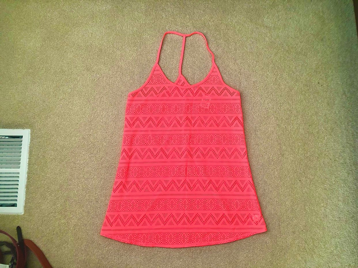 PINK Victoria's Secret Swim Cover Up