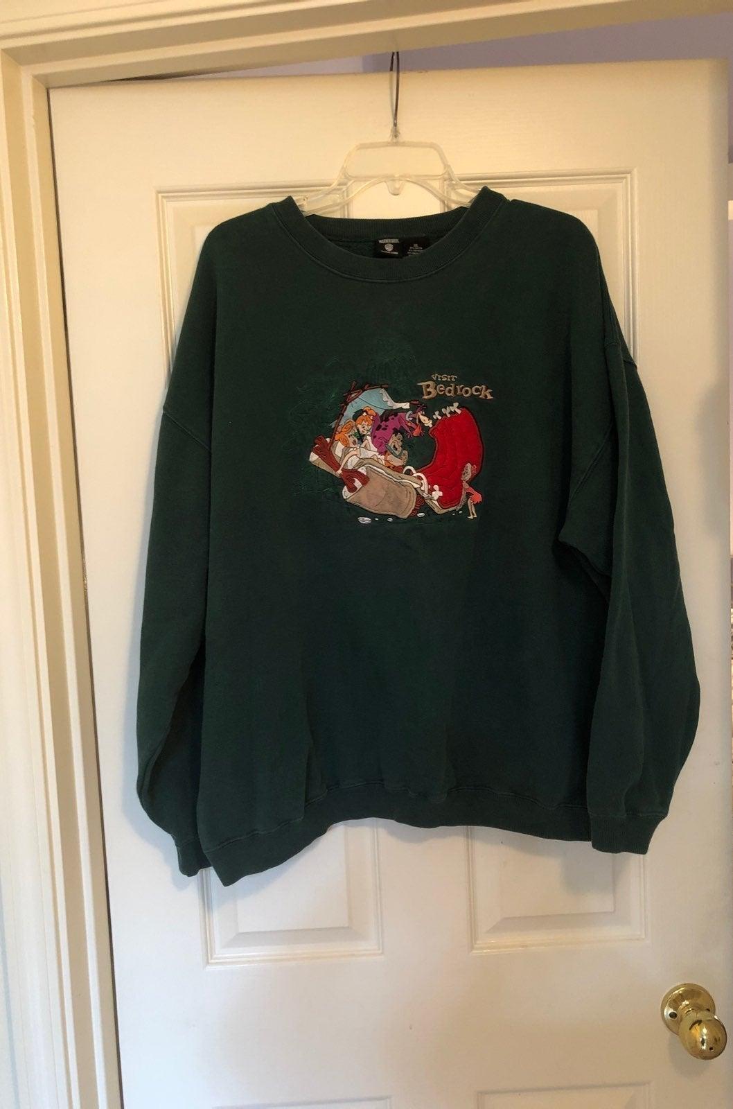 Flintstones Sweatshirt XXL