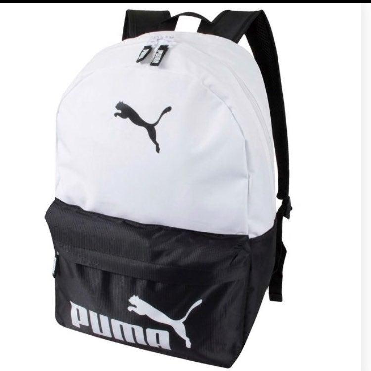 PUMA Logo Backpack NWT
