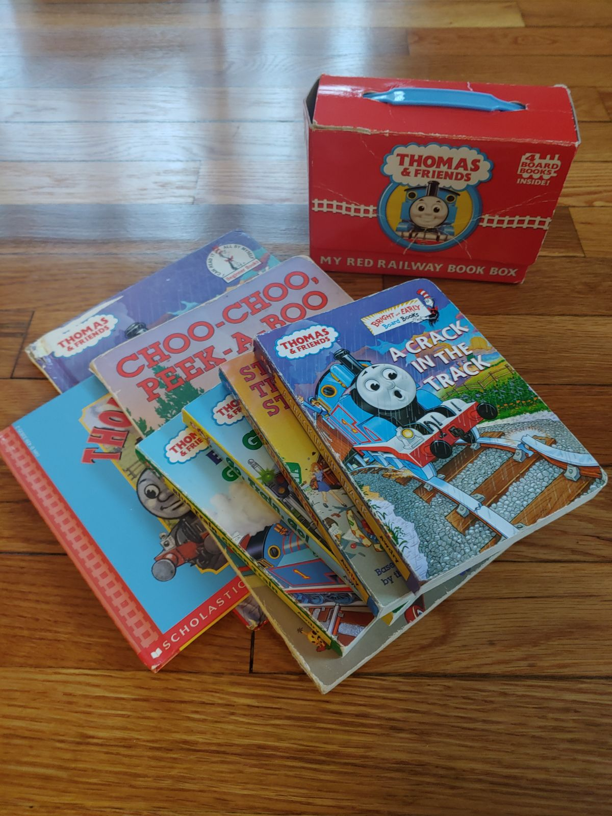 Thomas & Friend's Childrens Books Bundle
