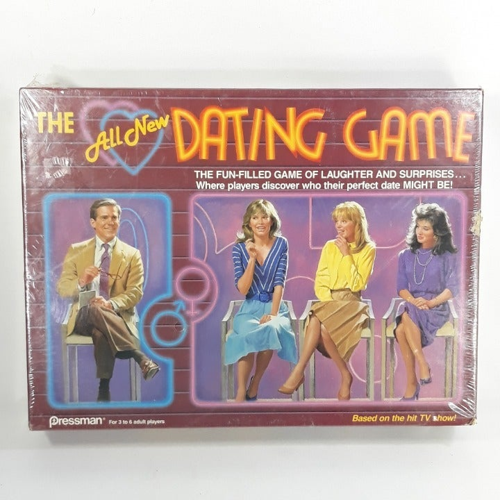The All New Dating Game VTG Adult Game