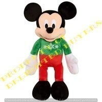 Disney Mickey Mouse Holiday 2019 Plush