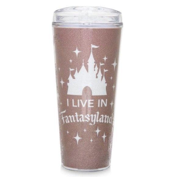 Disney Parks Tumbler Fantasyland 22 oz