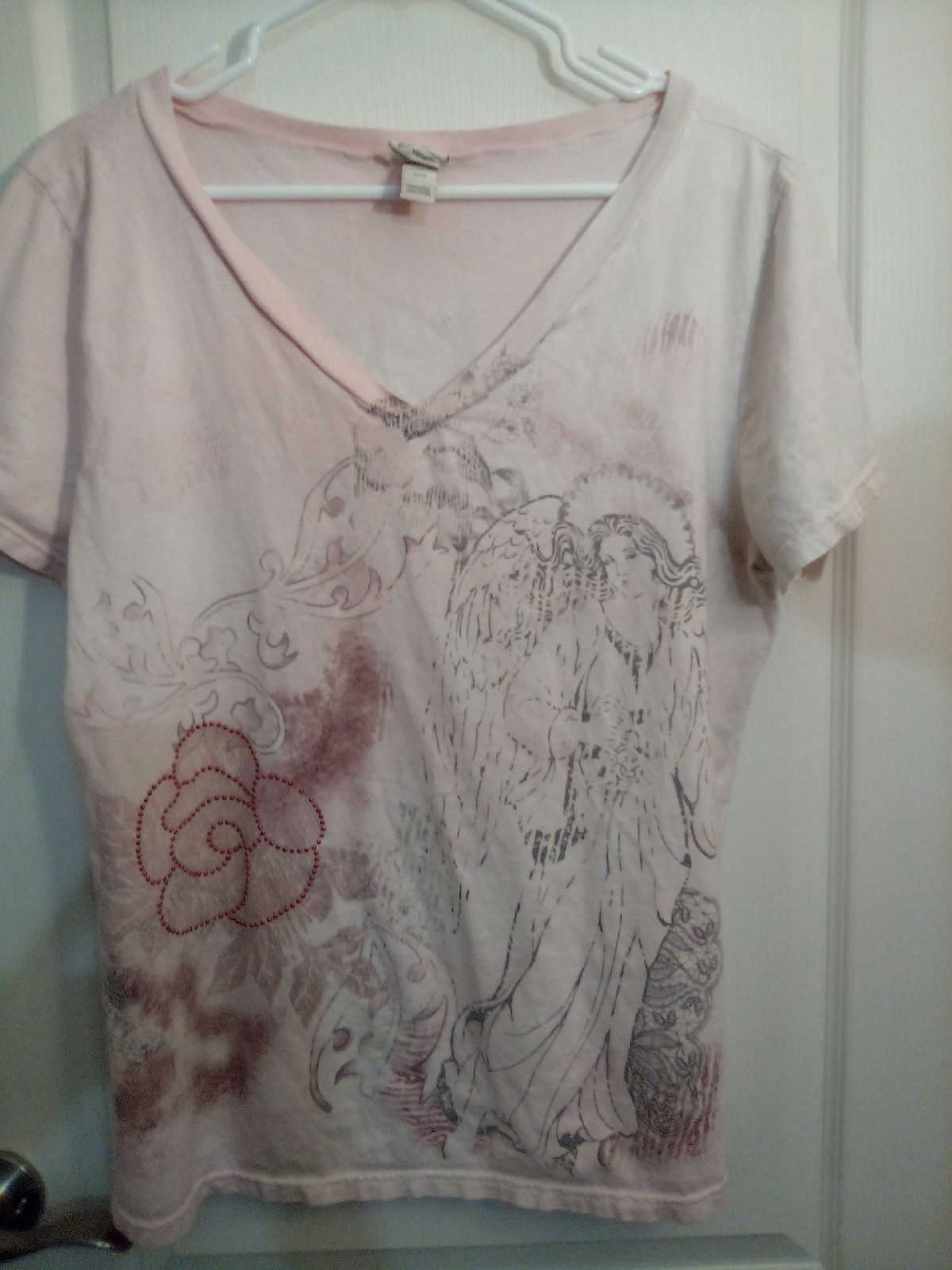 Venezia T-shirt Light Pink Angel 14/16
