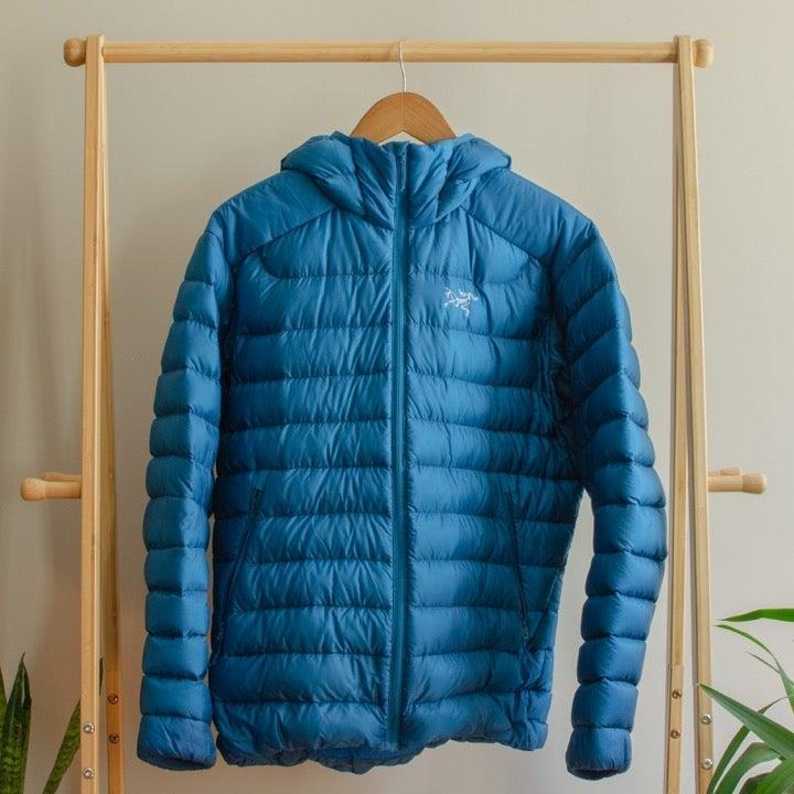 Men's Arc'teryx Cerium LT Hoody Jacket - M - EUC