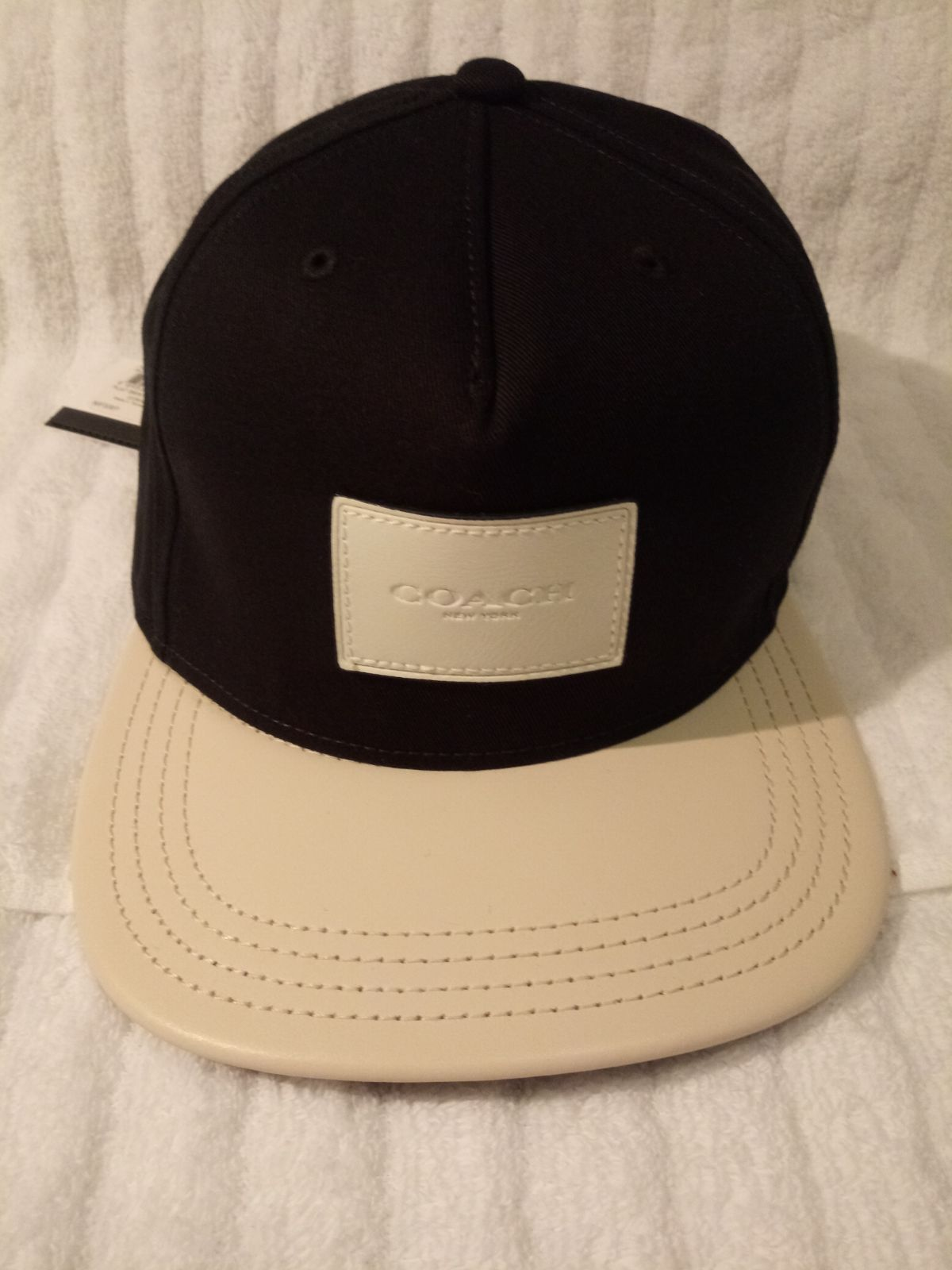 COACH MENS:  Sports cap