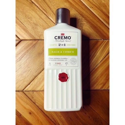 Cremo 2in1 Shampoo & Conditioner