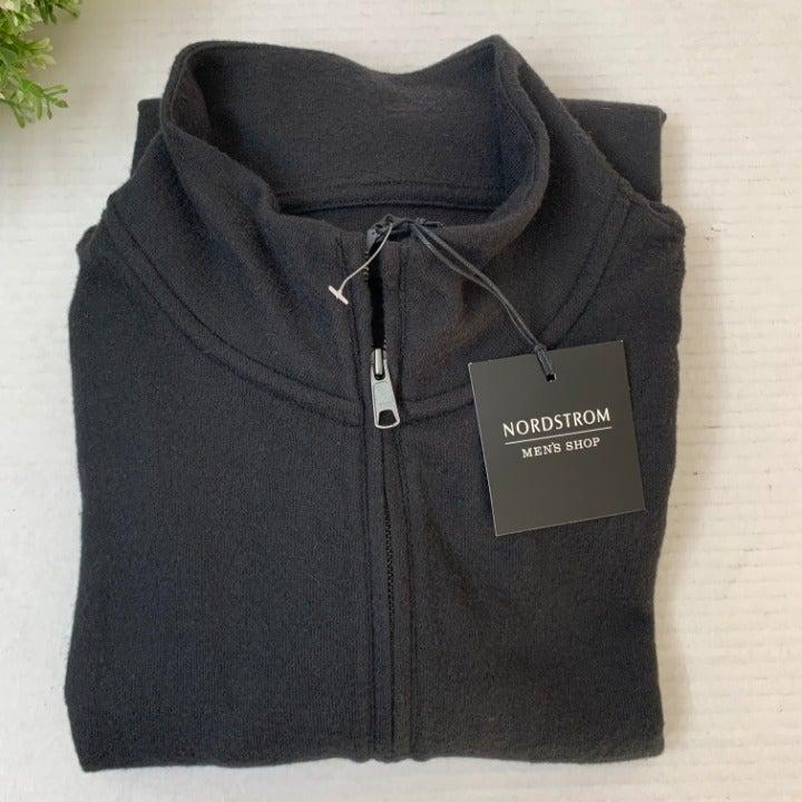 Nordstrom Men's Shop Half Zip Pullover
