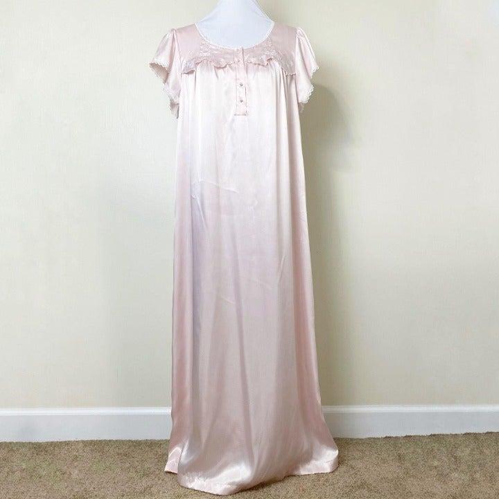 Vintage Barbizon Pink Nightgown