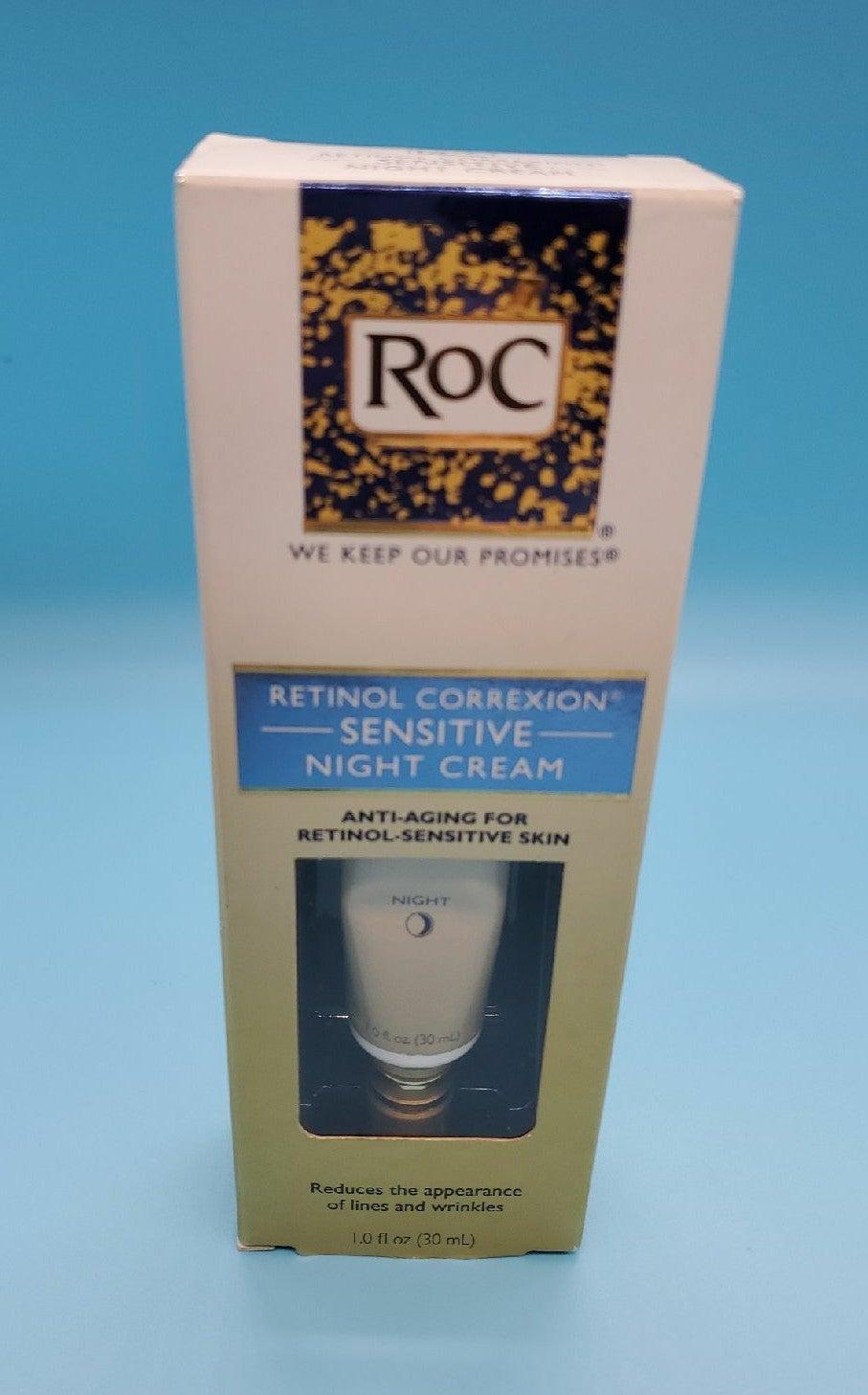 RoC Retinol Correxion Sensitive Night Cr