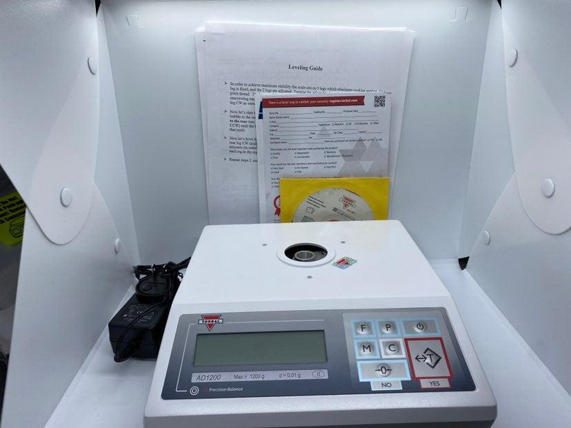 Torbal AD1200 Precision Balance Scale