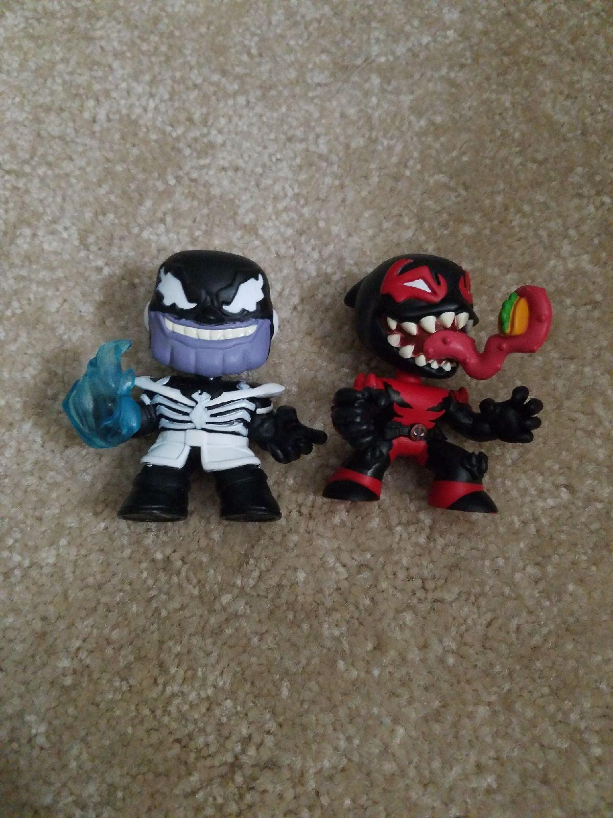 Funko Venomized Set Thanos And Deadpool