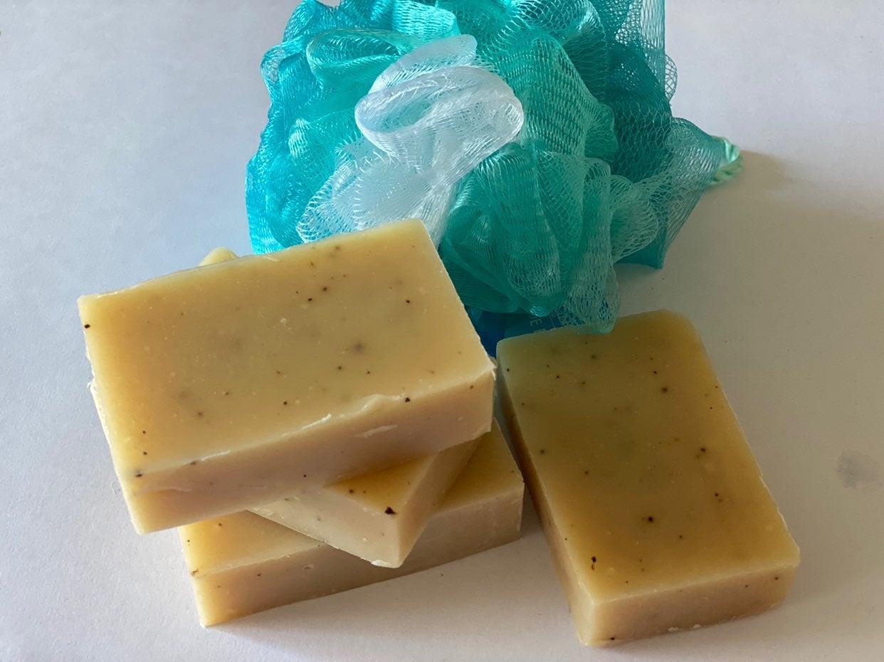 Cinnamon Latte Cold Process Soap