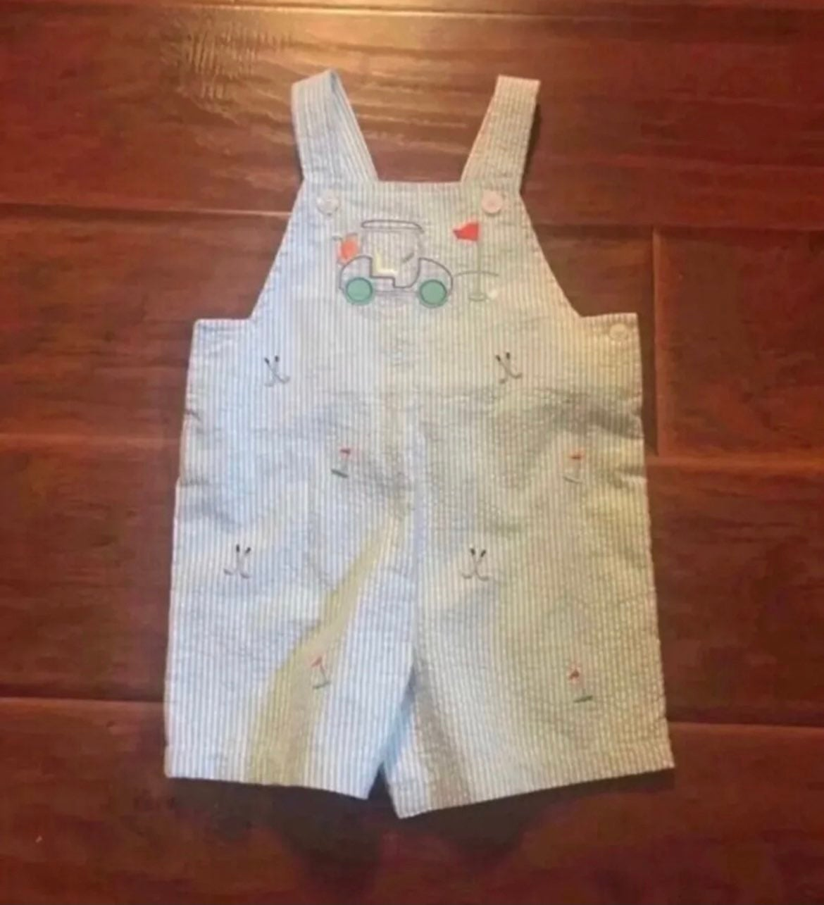 Starting Out Overalls Size 18 Months