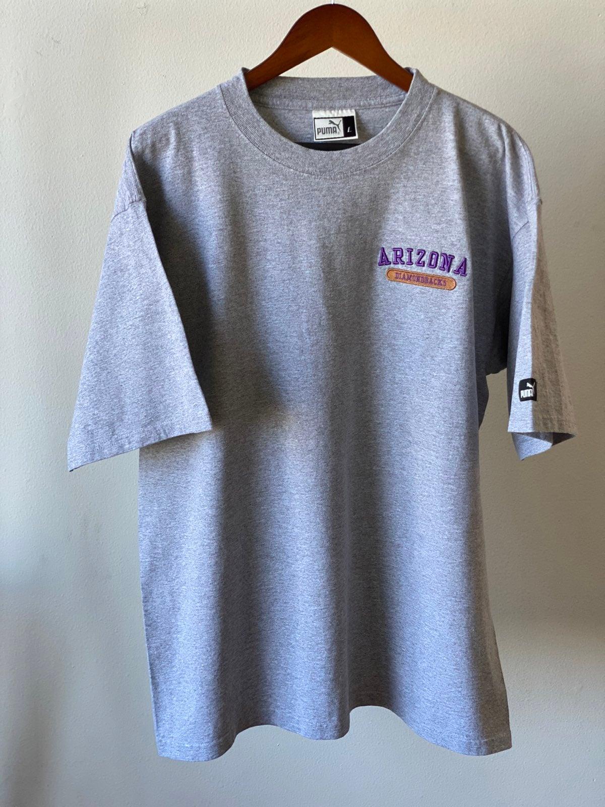 Vintage Puma Arizona Diamondbacks Shirt