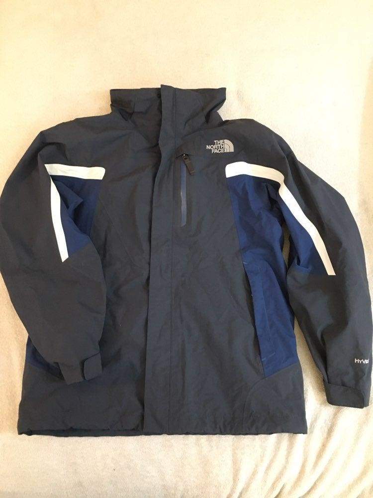 Boys size L north face jacket