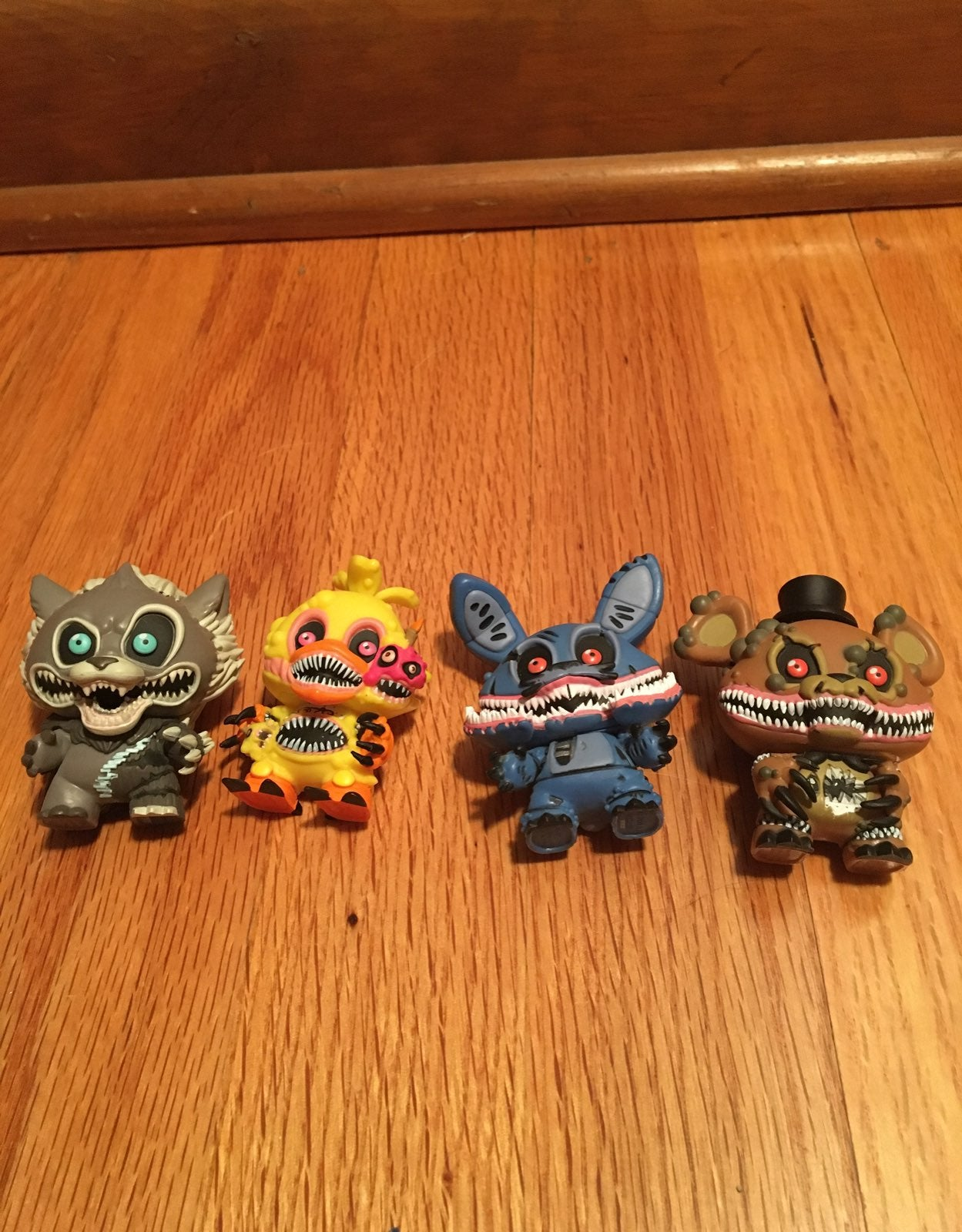 Five Nights at Freddys mystery minis lot