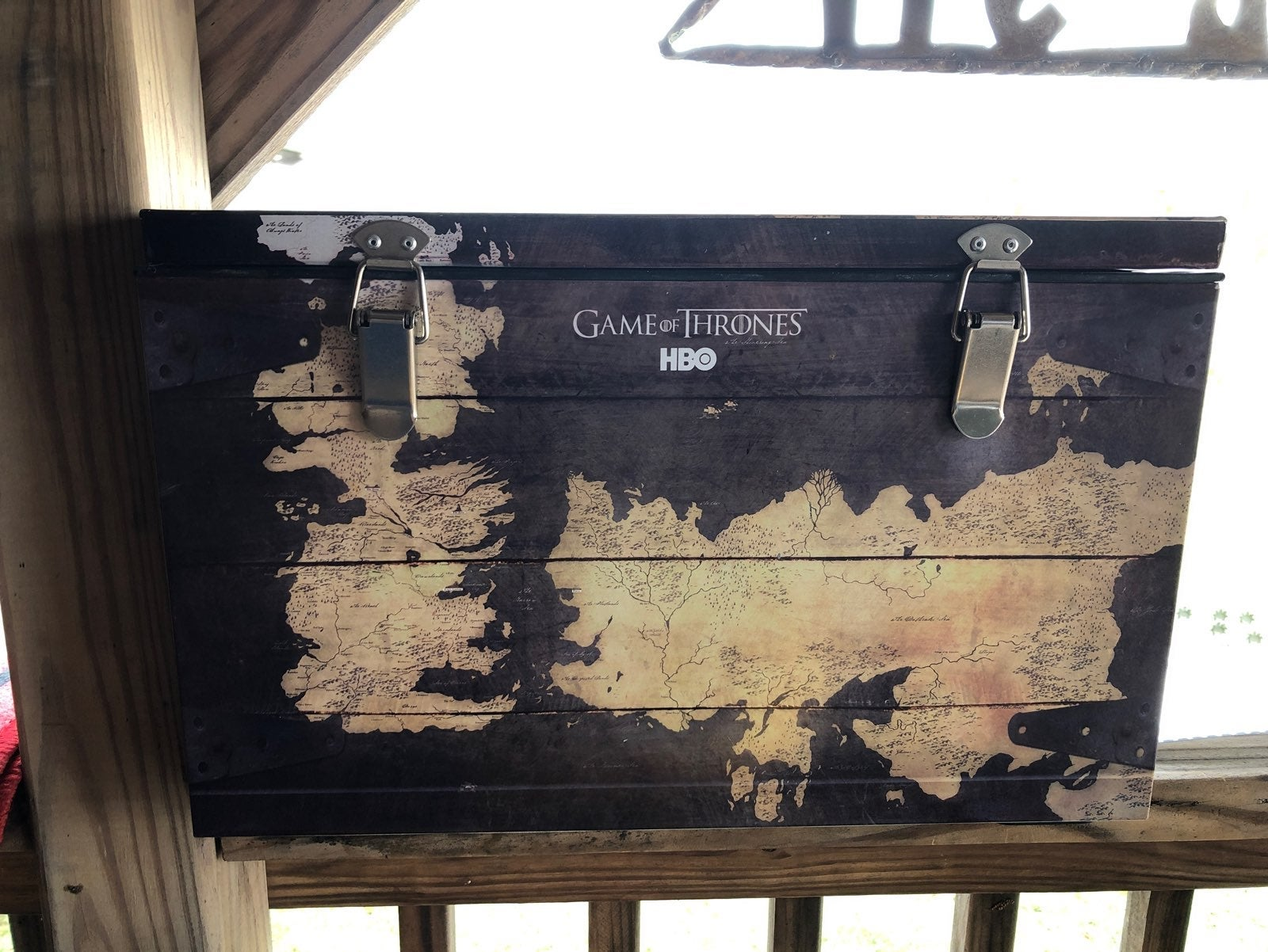 Game of Thrones chest