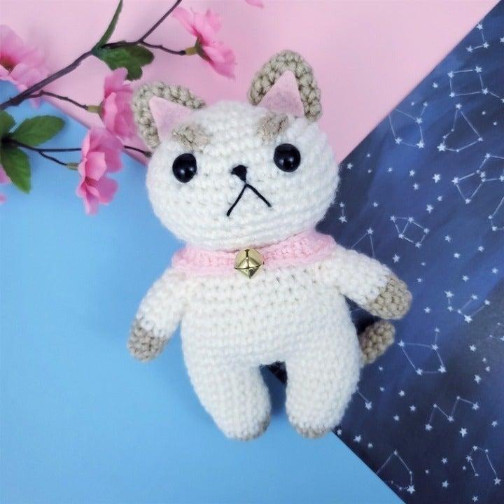 Handmade Puppycat Amigurumi