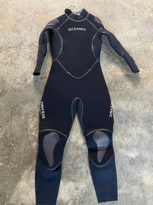 Oceanic 7/5mm size12 Unisex Wetsuit