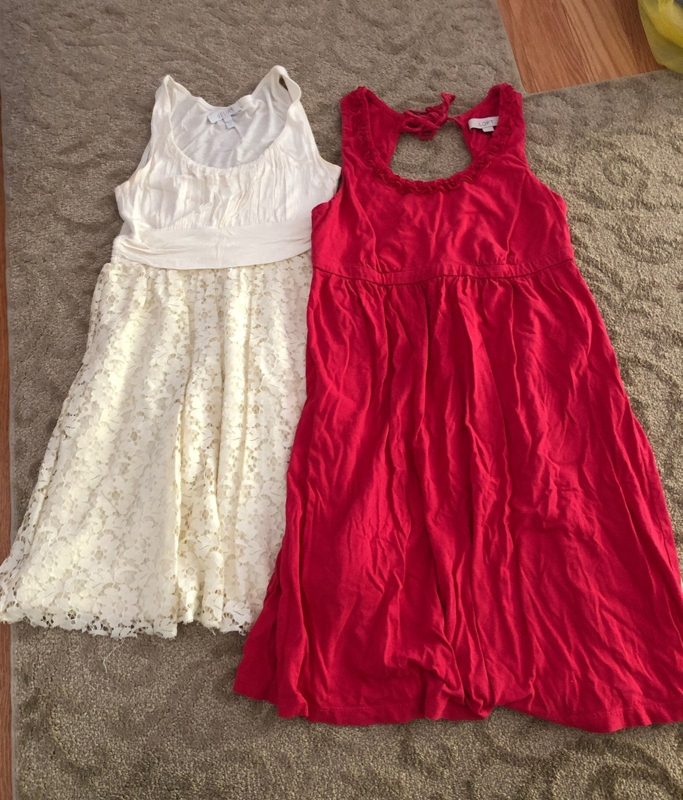 Dress - two size S juniors or womens